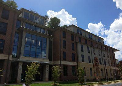 Western Carolina University Noble Hall